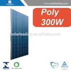 Best price mono solar panel 300watt 72pcs mono solar cell SL6M72-300W