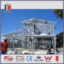 easy assembly economic steel structure plant Austrilia standard