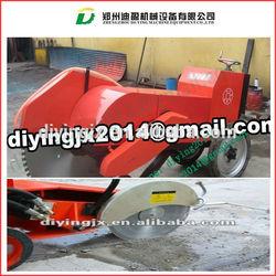 asphalt road cutter machine