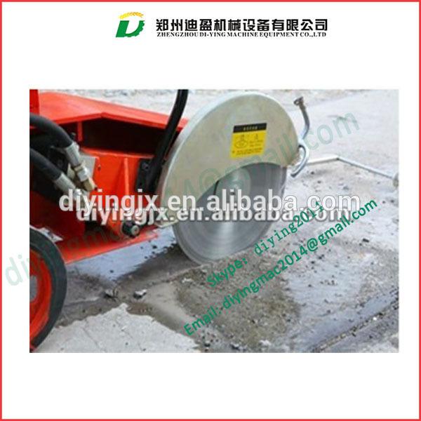 automatic cutter road cutting machine