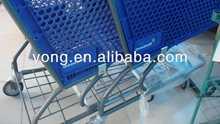 Metal market trolley