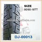 motorcycl tires 90/90-18TT