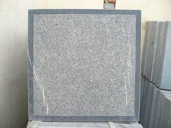 Viet Nam Bush Hammered Blue Stone