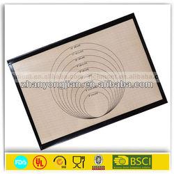 food grade silicone Large table mat /cooking&baking mat