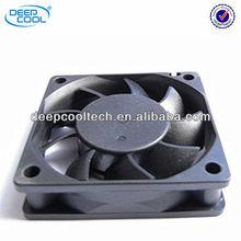 60*60*25mm high OEM 60mm magnetic fan motors electric quiet small fans
