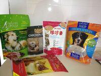 high quality zipper stand up customer designer printing cheaper Pet Food Bag