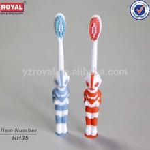 extra soft toothbrush/kid brushing teeth/dinosaur toothbrush for kids