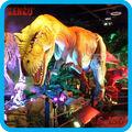 Huge l'intérieur attractifcapacity850mah dinosaure de jeux pour enfants