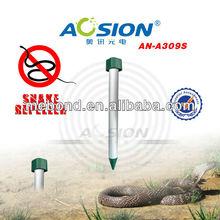 slim tube snake repeller sonic+vibration ABS+aluminum