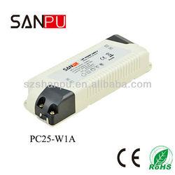 ac dc power supply design 25W 350mA 700mA switch powersupply