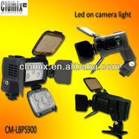 LED-LBPS900 LED Video Camera light for DV Camcorder
