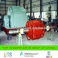 mini agua generador de la turbina