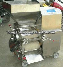 SS 304 fish meat and deboner remover fish separating machine