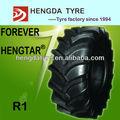 Pneus de trator 18.4 - 34 para o trabalho agrícola com excelente tração R1 R2 agr pneu