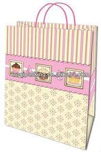 TOP QUALITY Luxury Design best price beautiful birthday paper bag