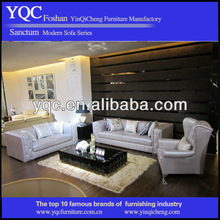 2014 new modern furniture leather sofa designs 7265