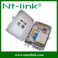 Caixa de terminação de fibra óptica FTTH