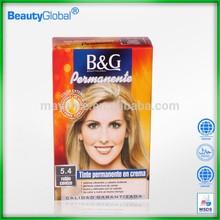2013 latest & no Peroxide & karatin & hair care hair color 33 oem china hair dye