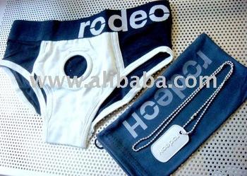 Toy Friendly Underwear - Strap On Harness