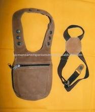 leather side shoulder bags