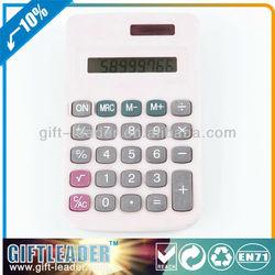 8 digit square solar desktop calculator XSDC0124