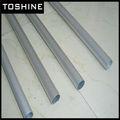 Tubo de aluminio estriado