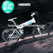 Yamaha bicicleta elétrica com liga de alumínio