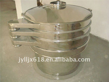 ZS Series high-efficient vibrating sieve machine for tapioca