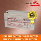 Storage ups battery, VRLA battery 12v 150ah ,high rate capacity