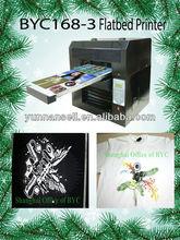 print cost low t-shirt printer /best quality t-shirt flat heat press machine