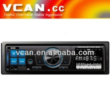 Promotion $13/pc USB SD FM WMA in dash one din VCAN0348-1 car MP3 player