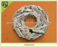2013 new Christmas wreath natural rattan garland