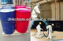 Spraying Polyurethane Foam for constrution insulation