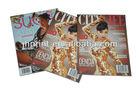 Cheap offset printing in China and Matt Lamination UV Magazine Printing