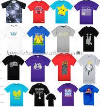 2014 Best Quality Men Custom T shirt Screen Printing
