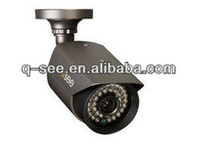 Q-SEE QM7010B New and hot selling Weatherproof 700TVL 1/3 Cmos Home Surveillance CCTV Camera with 100ft Night Vision