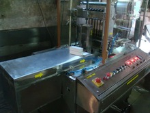 Automatic Condom Box Overwrapping Machine