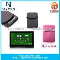 """New Platinum Neoprene Case for Universal 7"""" Tablet Cover Sleeve"""