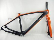 """2012/2013 hot sell China 29er carbon bicycle frame mtb, bicycle carbon frame carbon 29"""" mtb , BB73 mtb bicycle carbon 29er frame"""