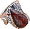 Dentrite Opal Jewelry, Fuksite Jewelry, Golden Rutile Jewelry