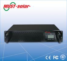 <MUST Solar>single phase rack mount ups 1kva 2kva 3kva 6kva