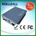 10g 10/100m 110 sfp convertidor 24v