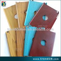 wood design carry case for ipad mini
