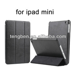 2013 new paypal accepted for ipad mini cases(strong magnetic,auto on/off)