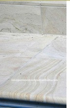 Swimming Pool Coping Tile: Golden Palimo Sandstone