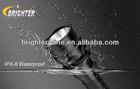 Cree T6 LED High Power Diving Waterproof Flashlight