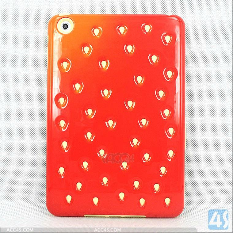 PC+Silicon Hard Tablet Case Cover for iPad Mini P-iPADMiniHCSO010