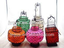 Halloween lantern metal lantern Halloween Z