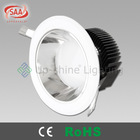 120mm 4inch cutout 120 wide beam angle 15W 20W SMD LED Downlight SAA