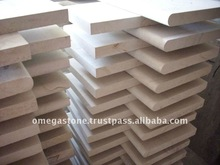 Swimming Pool Bullnose Tile: Golden Palimo Sandstone
